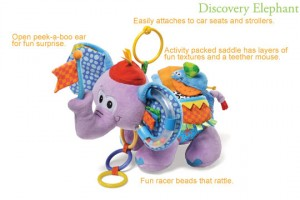 Infantino Discovery Elephant