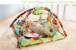 Infantino Lil' Lion's Activity Gym