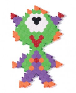 Manhattan Toy Puzzibits Monster