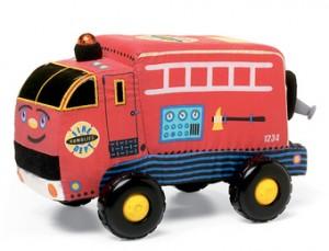 Manhattan Toy Rumblies Fire Truck