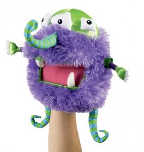 Manhattan Toy Zowy Hand Puppet