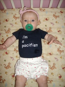 Rage Baby Pacifist