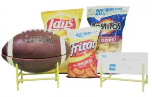 frito lay tailgating kit