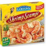 Gortons Shrimp Scampi
