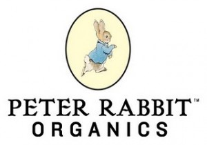 Peter Rabbit Organics Logo