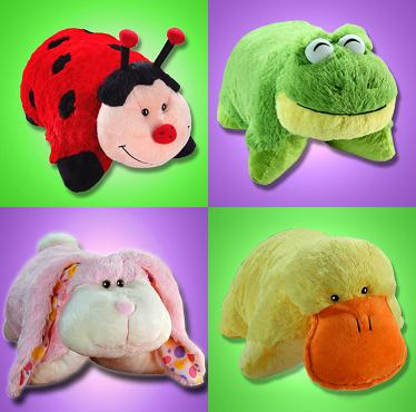 My Pillow Pets Spring