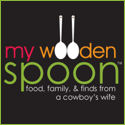 My Wooden Spoon