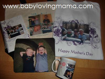 vista print photo gifts