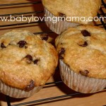 Chocolate Banana Muffins 10