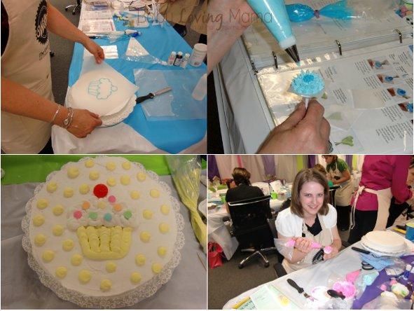 wilton decorating basics 1w - Michaels Cake Decorating Classes