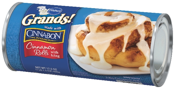 Cinnamon Rolls which I featured with my Wilton UltraGold review early