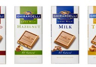Indulge with Ghirardelli LUXE MILK Chocolate {Review & Giveaway}