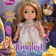 Tollytots Rapunzel Dolls & Tangled DVD {Spring Event Giveaway #21} CLOSED