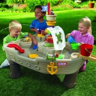 Little Tikes Anchors Away Pirate Ship {Spring Event Giveaway #31} CLOSED