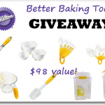 Wilton Better Baking Tools Giveaway
