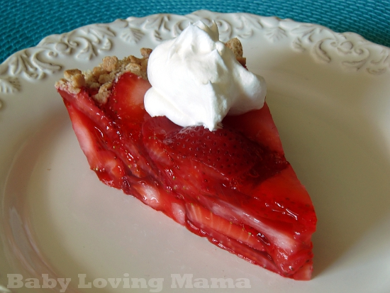 Fluffy Strawberry Pie Recipes — Dishmaps