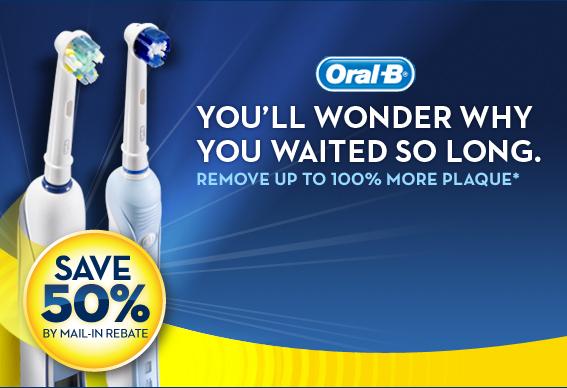 Oral B Rebates 82