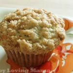 Banana Crumb Muffins 2