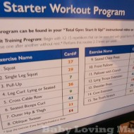 Total Mom Challenge From Total Gym Week 6 #TotalMom