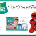 Pampers Prize Pack Elmo