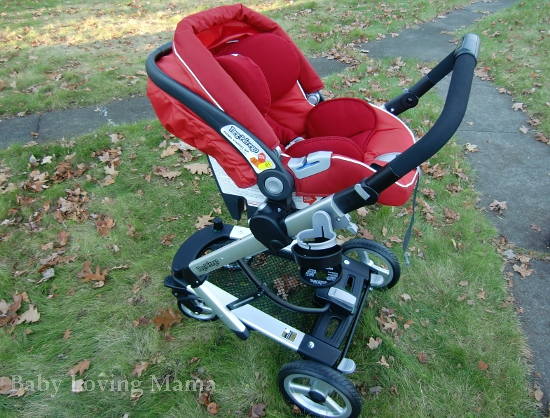 Peg Perego Skate Stroller System Bump To Baby Giveaway