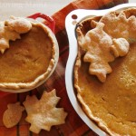 Wilton Pumpkin Pie Pan 6