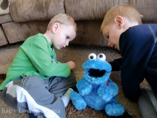 count and crunch cookie monster
