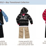 Carters Boys Transitional Collection