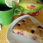 Lipton Raspberry Lemon Coffee Cake 5