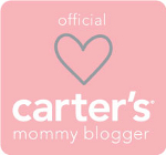 Carter's Official Mom Blogger