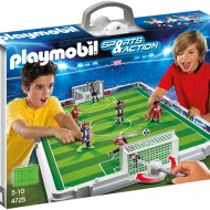 PLAYMOBIL Take Along Soccer Match {Review and Giveaway} CLOSED