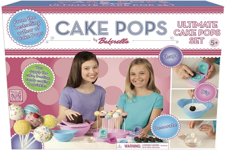Ultimate Cake Pop Set Giveaway
