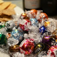 Lindt Chocolate R.S.V.P. Party: Wine and Chocolate Heaven