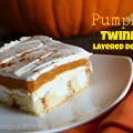 Pumpkin Twinkie Layered Dessert
