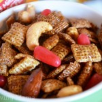 Gingerbread Chex Mix 1