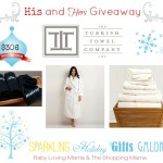 Sparkling Holiday Gifts Galore His and Hers Giveaway