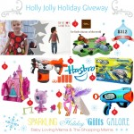 Sparkling Holiday Gifts Galore Holly Jolly Giveaway