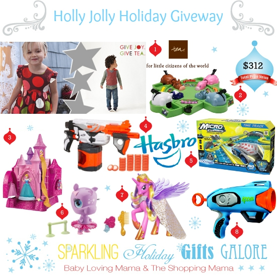 Tea &amp; Hasbro Giveaway