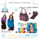 Sparkling Holiday Gifts Galore New Mama Giveaway