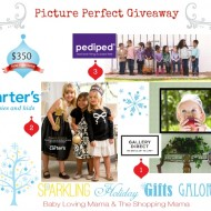 Sparkling Holiday Gifts Galore: Picture Perfect Giveaway CLOSED