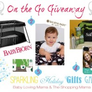 Sparkling Holiday Gifts Galore: On the Go Giveaway