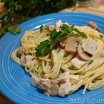 Turkey Tetrazzini Toss