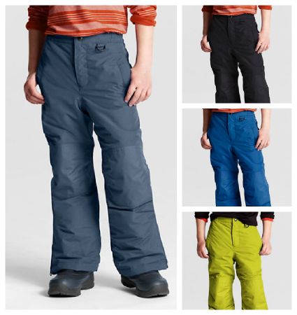 Lands End Squall Snow Pants Boys