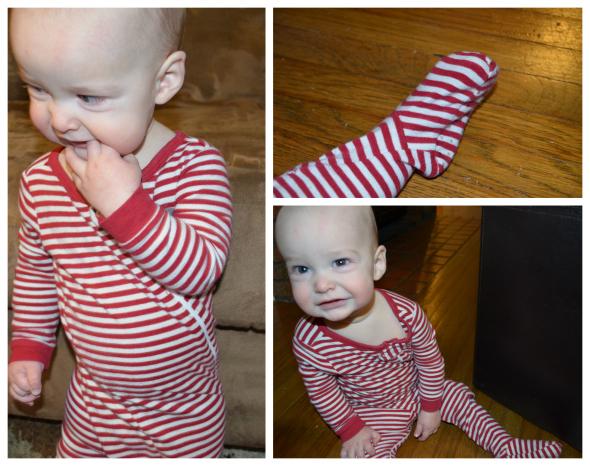 Wesley Pajamas Silly 1
