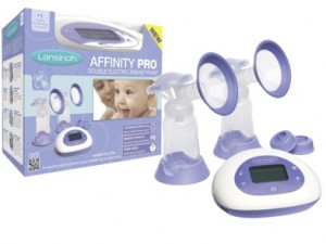 Lansinoh Affinity Breast Pump
