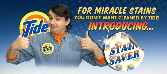 Tide Stain Saver for Miracle Stains