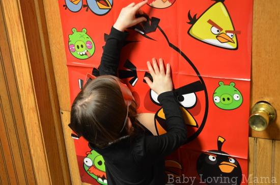 Angry Birds Birthday Party Party City Pizza Hut 10