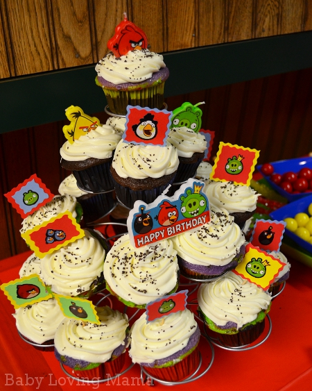 Angry Birds Birthday Party Party City Pizza Hut 8