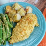 Kraft Fresh Takes Italian Parmesan Chicken Dinner