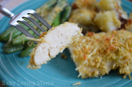 Kraft Fresh Takes Italian Parmesan Chicken Dinner 6